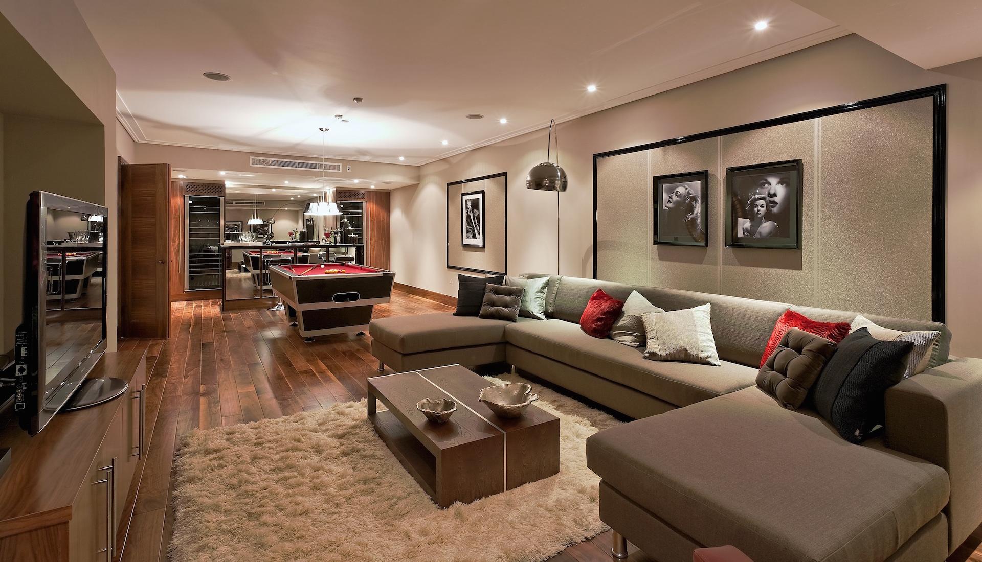 Claude Hooper Interiors Show Homes