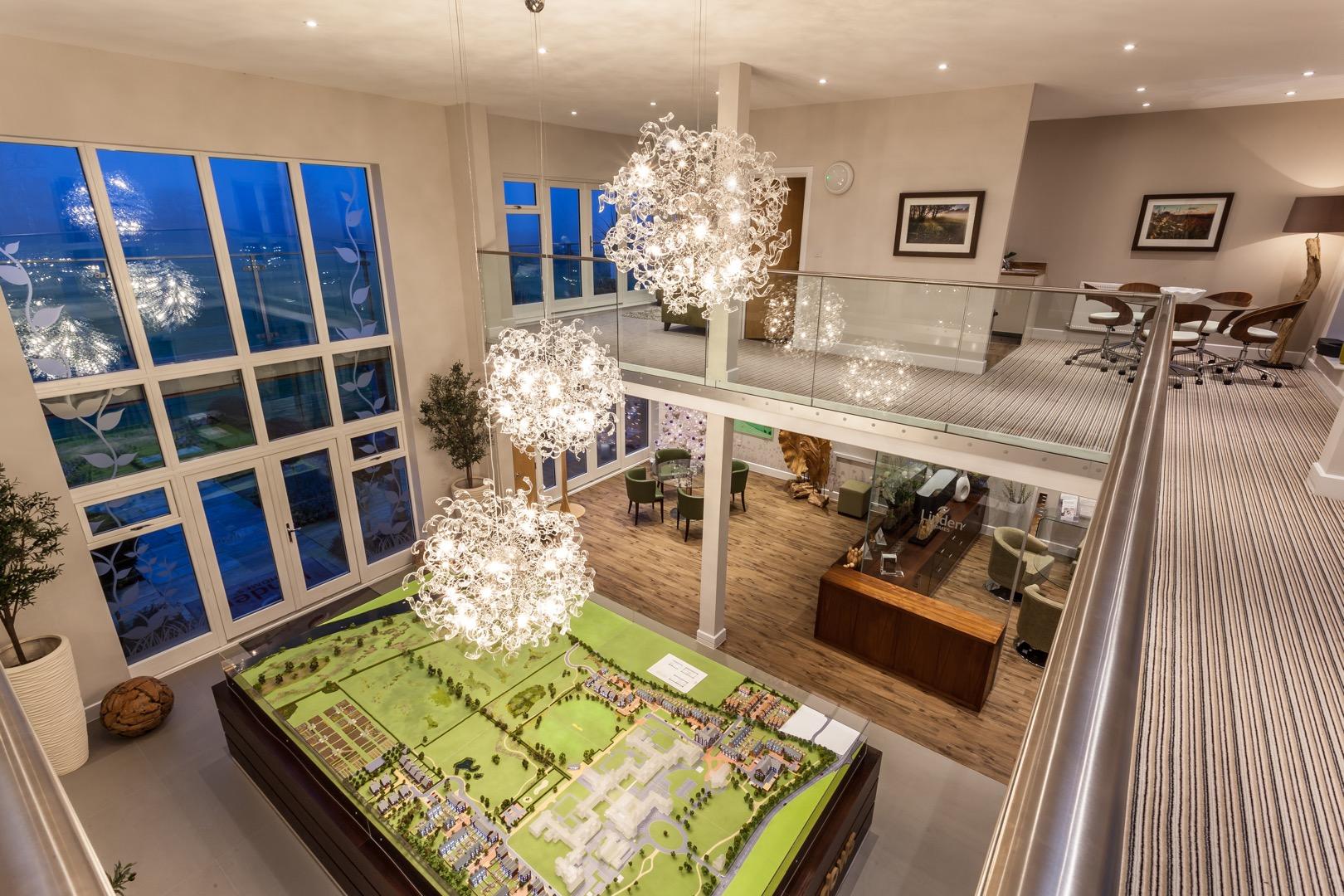 Claude hooper interiors portfolio for Creative interior designs beckenham