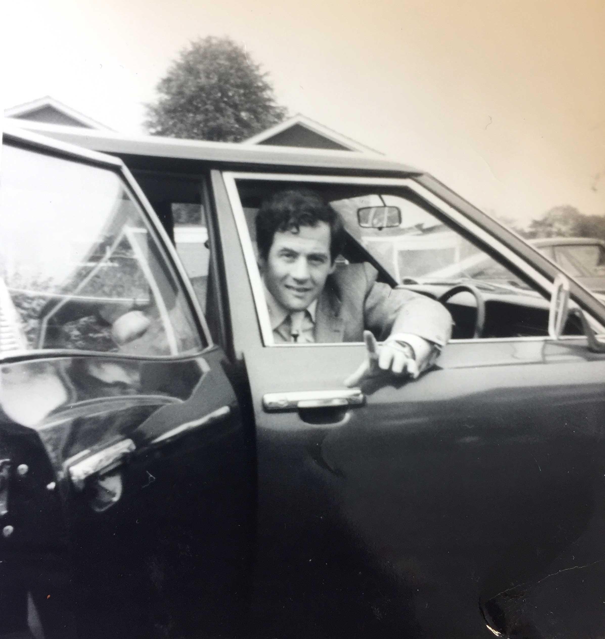 Claude Hooper History