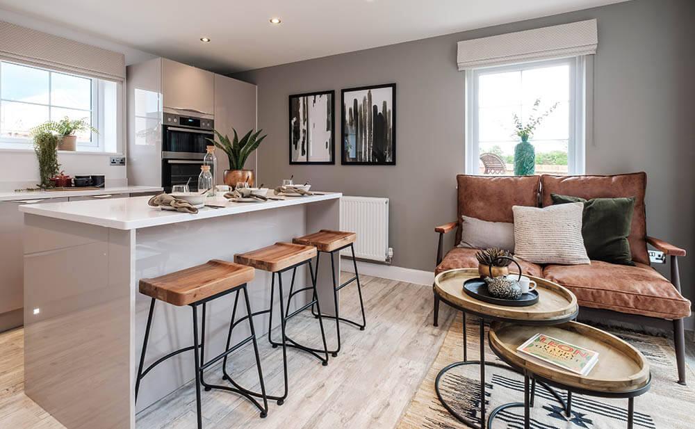 Show Home Kitchen Design