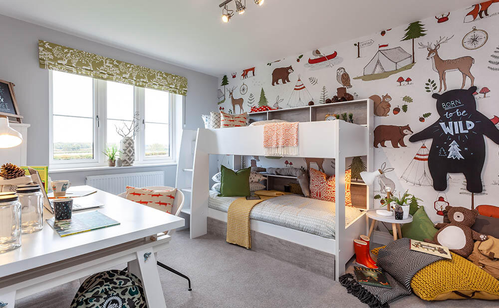 Buckinghamshire Show Home Designers