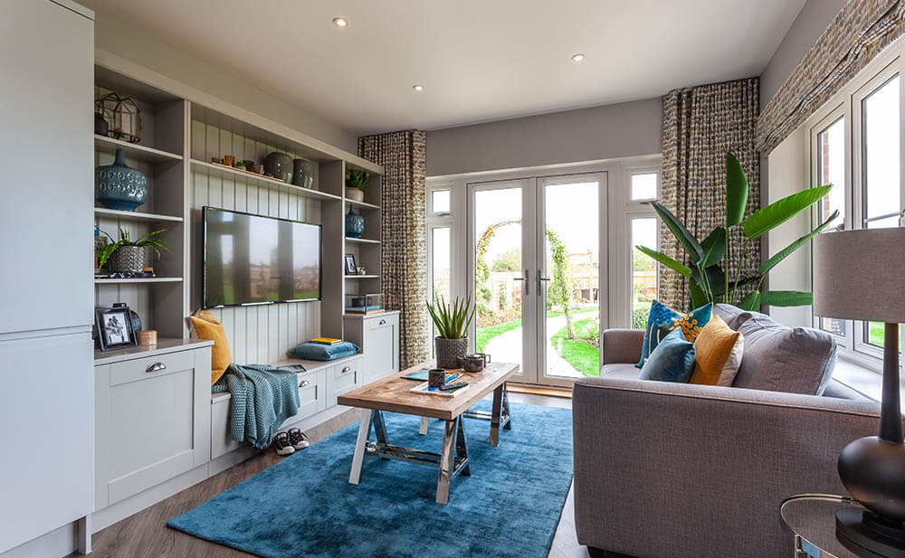 Claude Hooper Show Home Designers