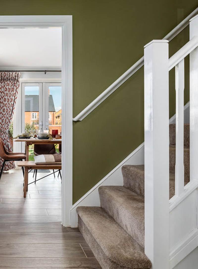Contemporary Show Home Designer Bellway Homes