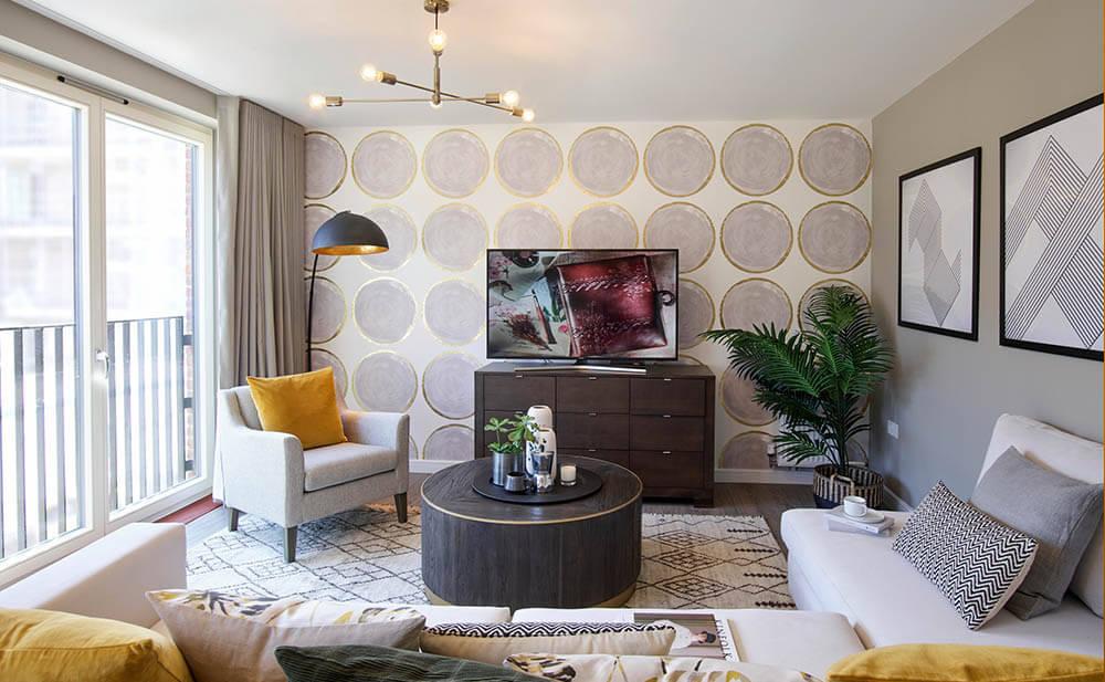 Contemporary Show Home Designers