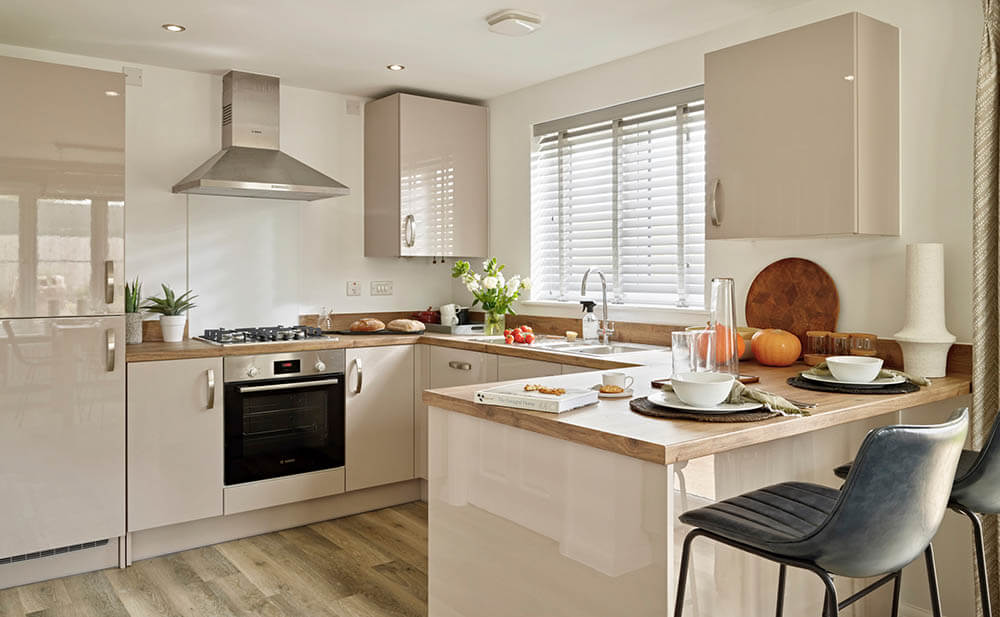 Cornwall Show Home Project Design
