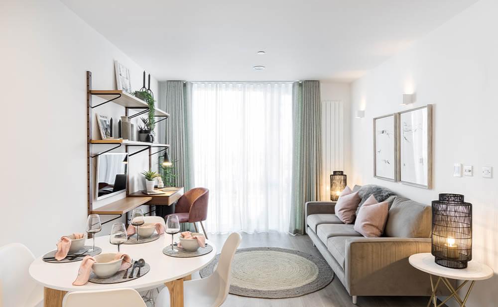 London Pocket Home Design