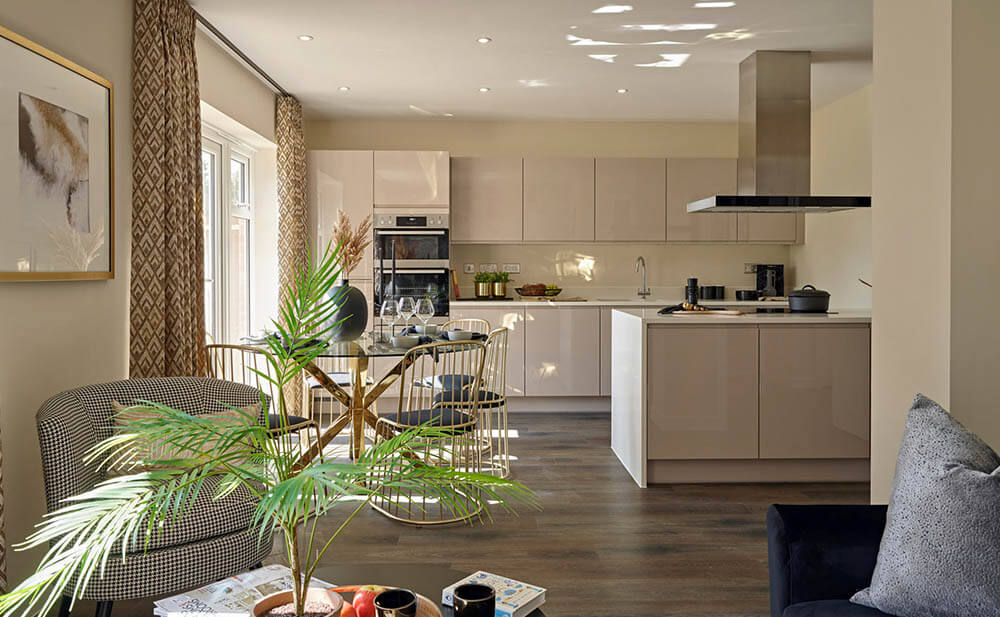 Luxury Show Home Designers for Bloor Homes