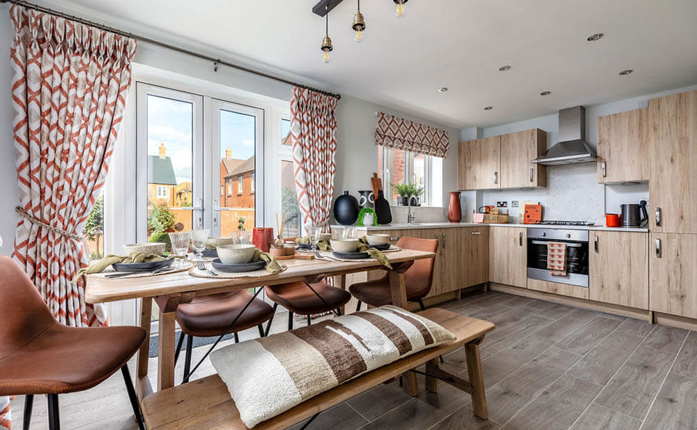 Modern Development Show Home Designers