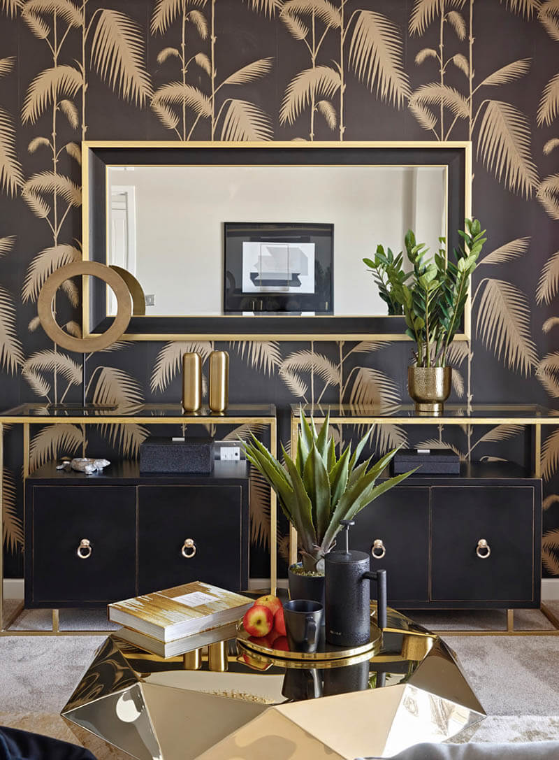 Opulent Show Home Design for Bloor Homes