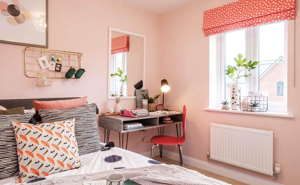 Show Home Design Barratt Homes